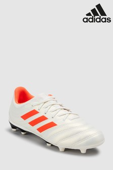 adidas White/Red Copa