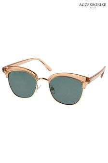 Accessorize Mink Cally Sunglasses