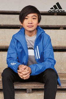 adidas ID Blue Wind Breaker Jacket