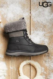 Черные зимние ботинки UGG® Adirondack III