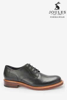 Joules Plain Derby Shoes