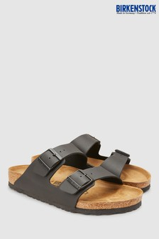 Birkenstock® Men's Black Arizona Sandal