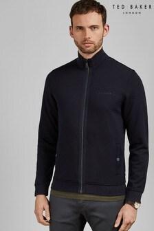 Ted Baker Navy Zip Jacket
