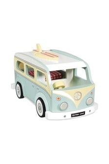 Le Toy Van Wooden Camper Van