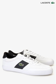 Lacoste® White Courtmaster Trainer