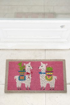 Alpaca Brights Doormat