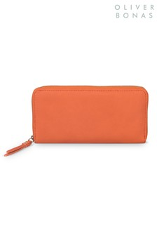 Oliver Bonas Orange Dani Purse