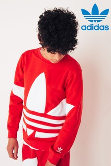 adidas Originals Big Trefoil Crew Sweater