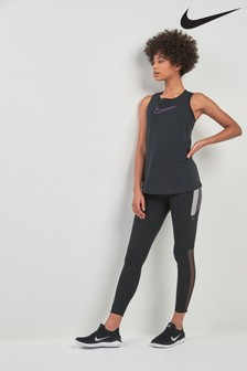 Nike Black All-In Lux 7/8 Tight