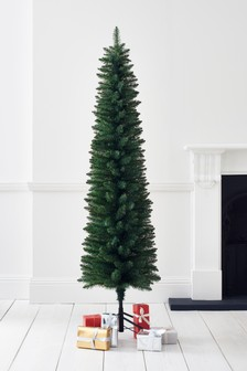 Forest Pine Slim 6ft Unlit Christmas Tree
