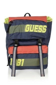 Kids Blue Backpack