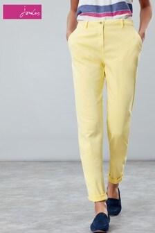 Joules Yellow Hesford Chino
