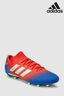 adidas Red Messi Nemeziz FG