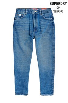 Superdry Blue Slim Jeans