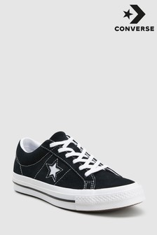 Converse Youth Black/White One Star Youth