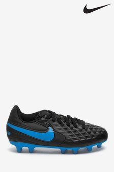 Nike Black Legend Club Firm Ground Junior & Youth Football Boots