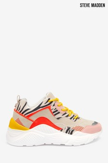 Steve Madden Colour Block Trainers