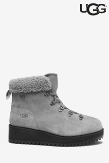 UGG® Birch Lace-Up Shearling Boots
