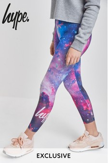 Hype. Galaxy Print Leggings