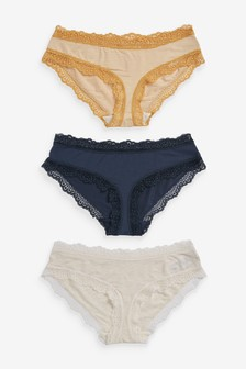 Modal Knickers Three Pack