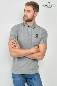 Hackett Grey Polo Shirt