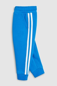 Side Stripe Soft Touch Joggers (3mths-7yrs)