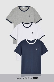 Stag T-Shirts Three Pack