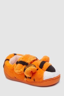 Tiger Slippers (Younger)