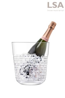 LSA International Groove Champagne Bucket