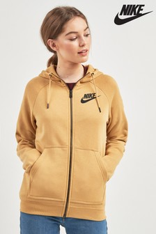 Nike Gold Rally Full Zip Hoody