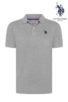 U.S. Polo Assn. Grey Polo