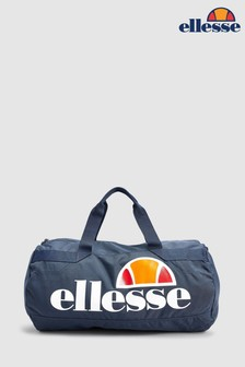 Ellesse™ Navy Pello Barrel Bag