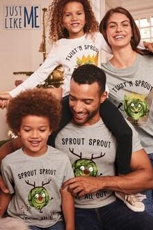 Christmas Graphic T-Shirt (3-16yrs)