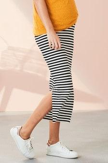 Ciążowa długa spódnica