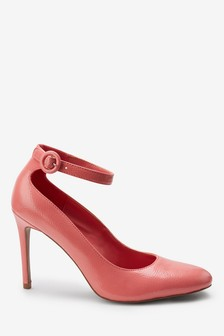 Ankle Strap Courts
