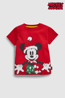 Christmas Mickey™ T-Shirt (3mths-16yrs)