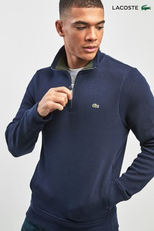 Lacoste® Navy Sweater