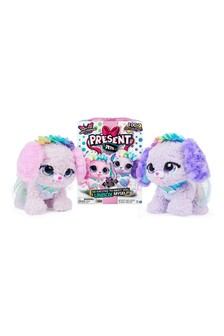 Present Pets Rainbow Fairy Interactive Puppy