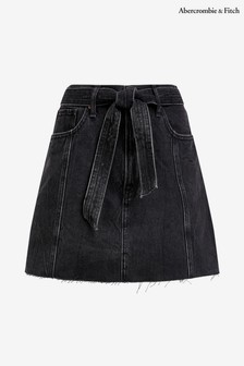 Abercrombie & Fitch Denim Mini Skirt