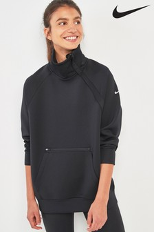 Nike Dri-FIT Side Zip Crew