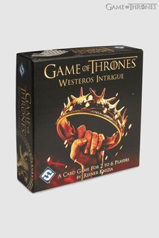 Game Of Thrones Intrigue Game