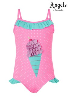 Angels By Accessorize Ice Cream Swimsuit