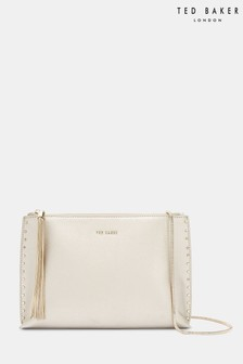 Ted Baker Gold Chain Evening Bag