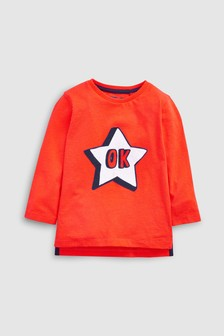 Long Sleeve T-Shirt (3mths-7yrs)