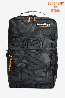 Superdry Camo Academic Backpack