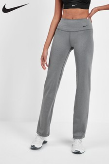 Nike Dri-FIT Grey Power Training Joggers