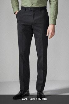 Костюмные брюки из тонированной ткани с эластаном