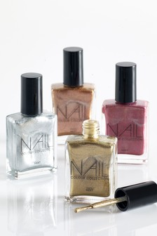 Set of 4 14ml Gorgeous Nail Polishes