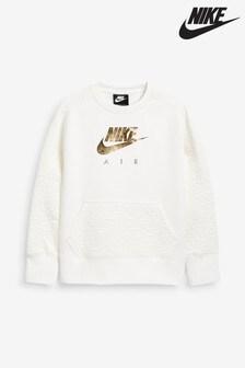 Nike Air Cream Crew Top