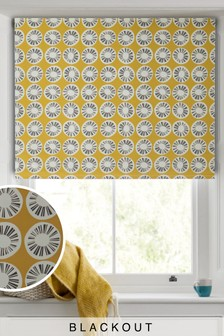 Starburst Blackout Roller Blind